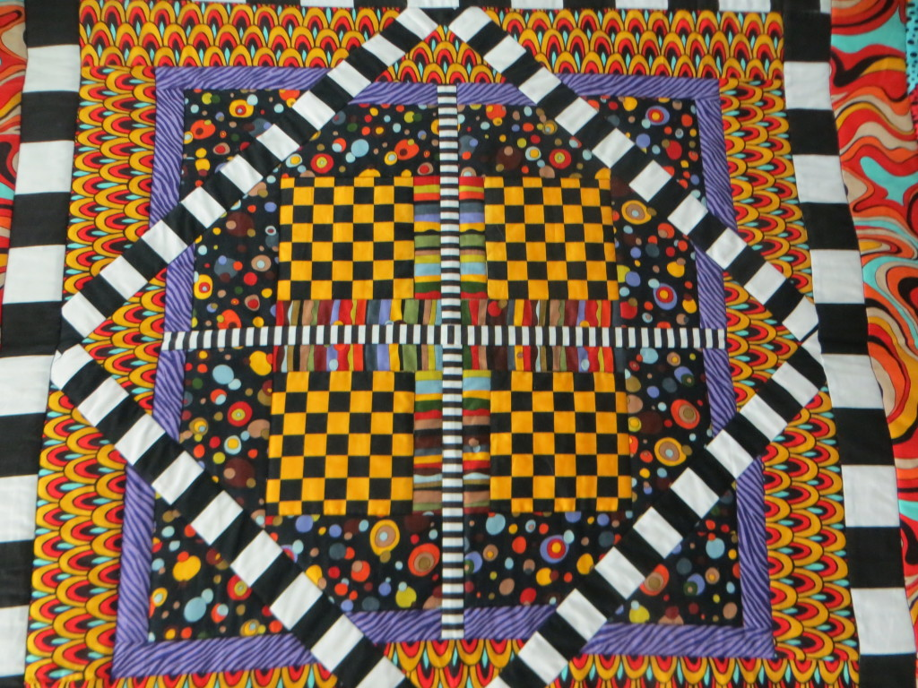 A Passion For Quilting An Inside View