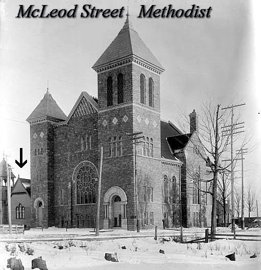 McLeod Street Methodist Church