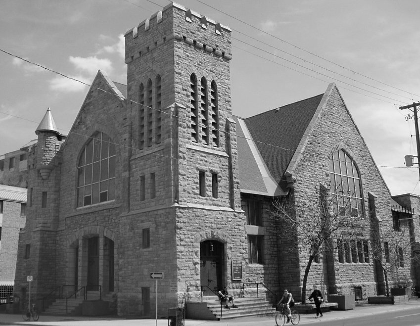 Centretown United Church.