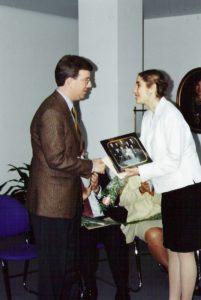 Mayor Watson 1st time around attends 50th anniversary of formal Baha'i community of Ottawa 1999