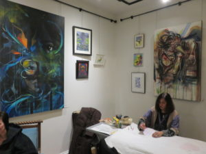 IMG_7152 Art House Cafe - Vernissage March 23, 2017